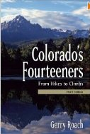 colorados fourteeners - gary roach