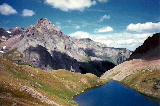 Blue Lakes – Hike the Blue Lakes Trail in the Mt  Sneffels
