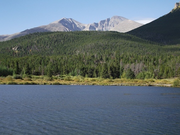 Lily Lake - Hike the Lily Lake Loop in Rocky Mountain National Park
