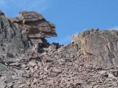 Hike To The Keyhole On Longs Peak In Rocky Mountain National Park
